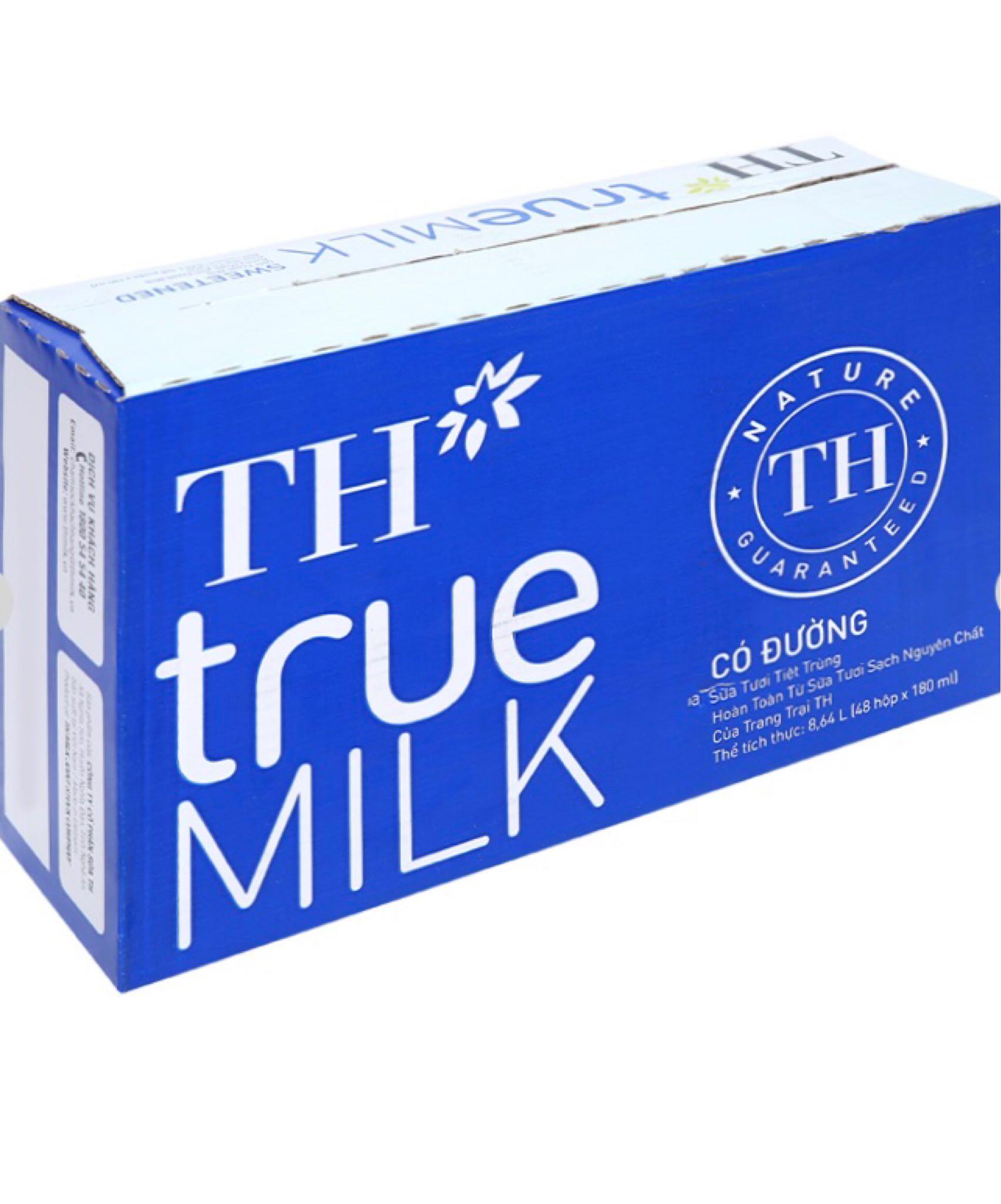 Sữa TH