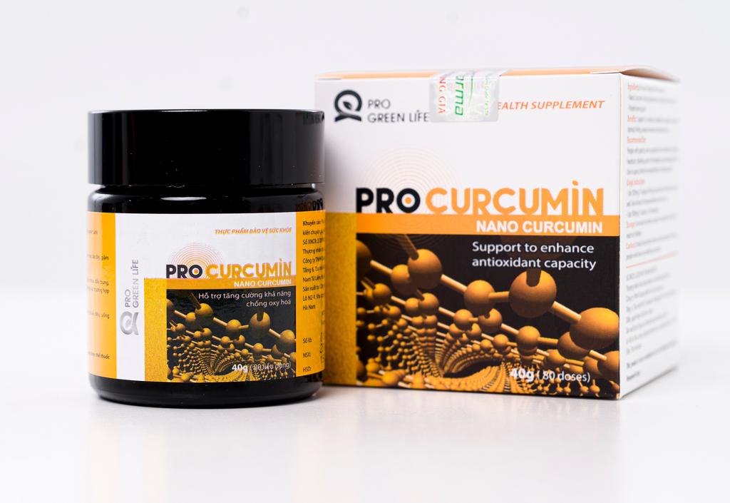 Thực phẩm BVSK Procurcumin lọ 40gr