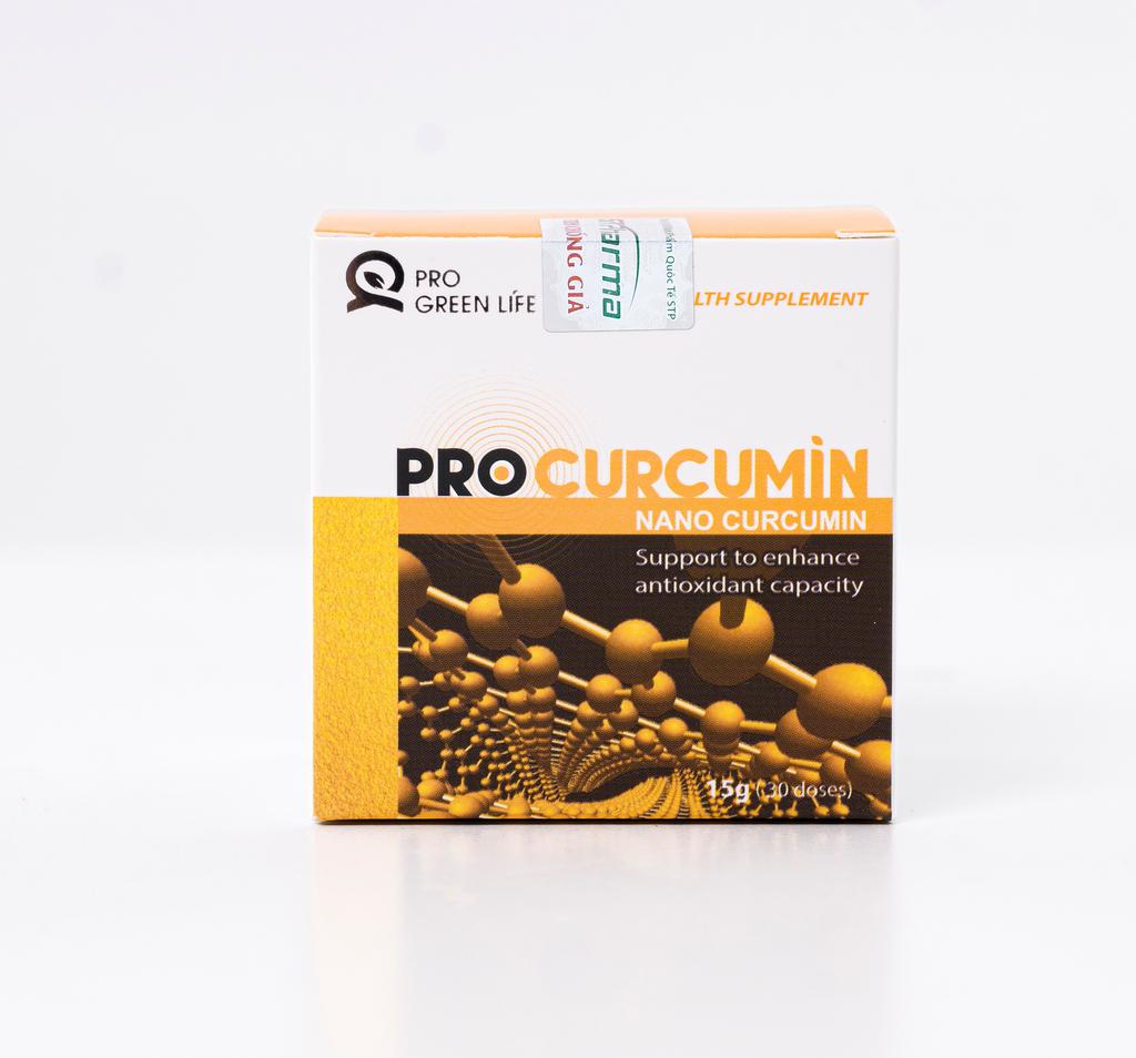 Thực phẩm BVSK Procurcumin lọ 15gr